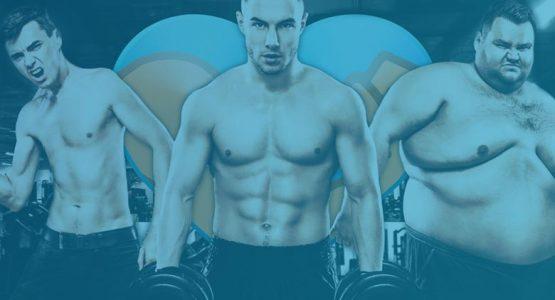 برنامه بدنسازی مبتدی برای انواع تیپ بدنی