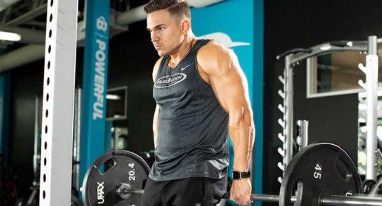 ۲ حرکت موثر برای ساخت سریع عضله ذوزنقه ای