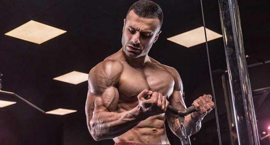۶ قدم برای افزایش رشد عضلات در ۴ هفته