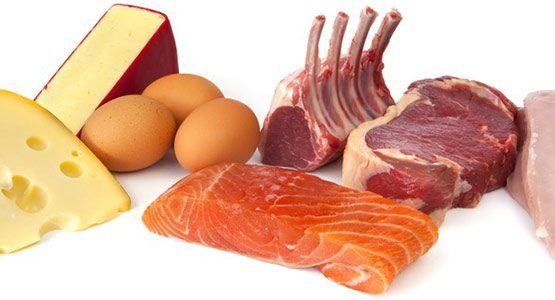 ۷ منبع برتر پروتئین